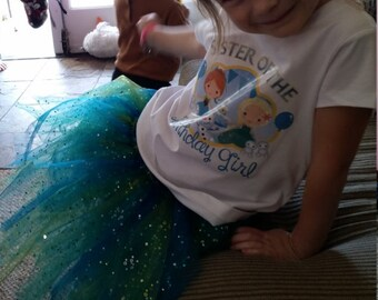 Tutu...glistening sparkly tulle