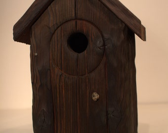 Bluebird House - Cedar