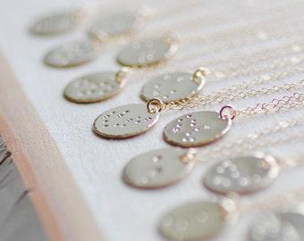 Virgo Necklace, Virgo Constellation Necklace, Virgo Zodiac Necklace, Birthday Gift, Friendship Necklace, Virgo Sign Necklace, Best Friend