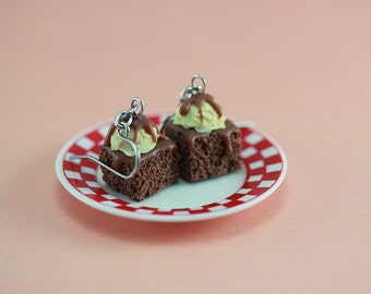 Brownie Earrings
