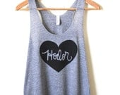 Game of Thrones- Hodor Tank Top MADE TO ORDER