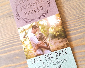 save the date bookmark, bookmark save the date, save the date, save the dates, bookmark, bookmark invitation, blush, mint, bookmark, silver