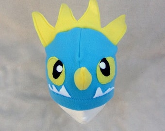 Stormfly Dragon Hat, How to Train Your dragon inspired, Astrids Deadly Nadder Dragon