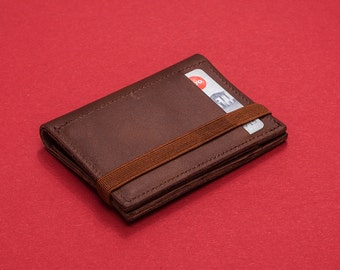 Men's Leather Wallet, minimalist wallet, leather wallet, mens wallet, For Him