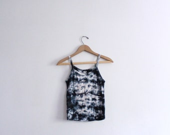 Tie Dye Eternity 90s Tank Top