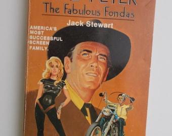 Vintage The Fabulous Fondas Henry Jane And Peter 1976 Jack Stewart