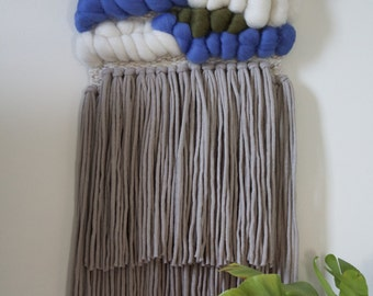 Woven Wall Hanging, Early Autumn, Autumn Wall Hanging