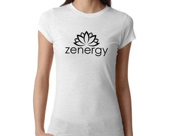 Meditation Shirt, Zen Shirt, Yoga Shirt, Yoga Top, Yoga Tank, Om Shirt, Namaste Shirt, Ladies Shirt, gym shirt, fitness shirt, #LS22