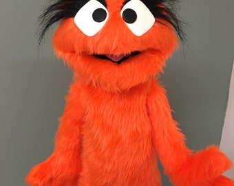 PJ Monster Hand Puppet / muppet Available now for Christmas delivery
