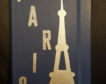 Paris Journal, Hand-painted