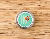 Organic Hard Lotion // Spring Blossom