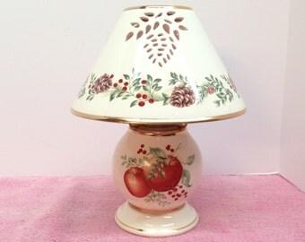 Lenox Tea Lamp Etsy