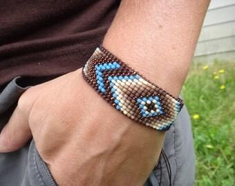 Bracelet indien amerique