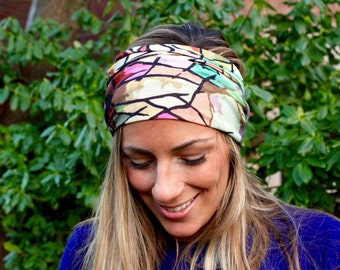 BUY 2 get 1 FREE!!! Pretty Pastels, Yoga Headband, Fitness Headband, Workout Headband, Running ...