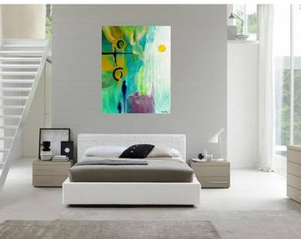 Large Abstract Painting, PAINTINGS ABSTRACT, Abstract Living Room, Meditation Painting, Canvas Paintings, Large Abstract Artwork, Modern Art