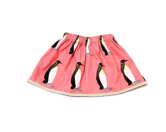 Penguin skirt