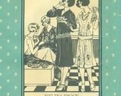 ROBE de thé Folkwear 214 vers 1927