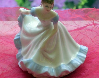 Royal Doulton Ninette - England, Fine Porcelain, HN3215  - Vintage - Beautiful!