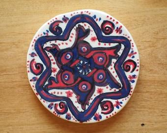 Turkish Coasters Set of Four