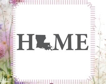 Minnesota State Stencil Home USA Craft DIY Reusable Stencil or