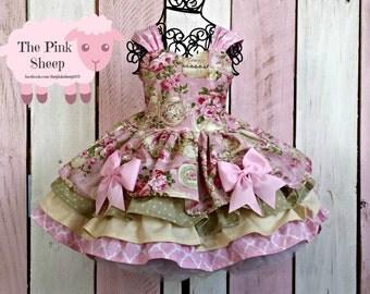 Shabby Chic Princess Party Dress