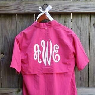 Kids monogrammed fishing shirt fishing shirt monogrammed for Toddler columbia fishing shirt