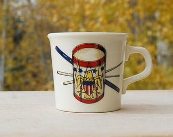 Taylor International Diner Mug 1776 Drum