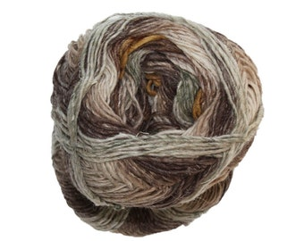 NORO YARN - Silk Garden Sock - 100g/300m Skein/Ball - NO. 359 - wool, silk, mohair, nylon