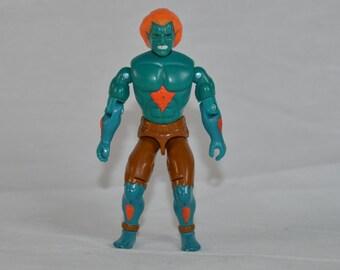 "Blanka 3.75"" action figure Street Fighter Hasbro blue version 1993 Capcom"