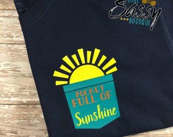 Pocket Full of Sunshine Tee