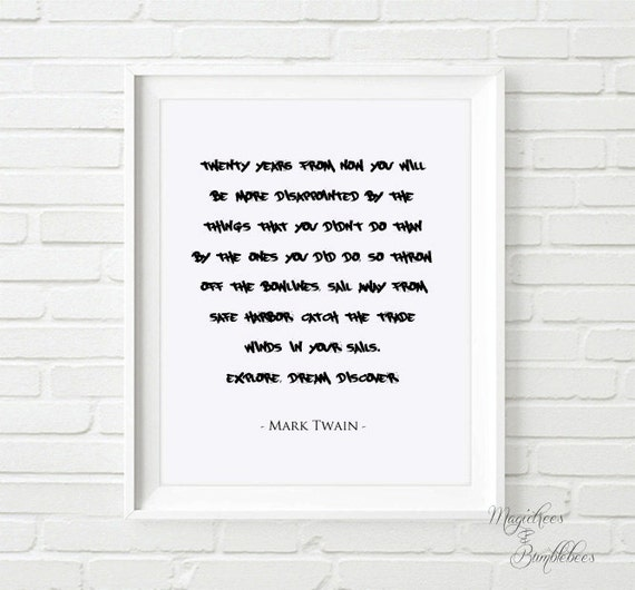Mark Twain New Year Quotes Daily Motivational Quotes