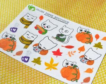Cat Diaries  Autumn Love