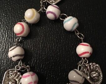 Baseball Bracelet.