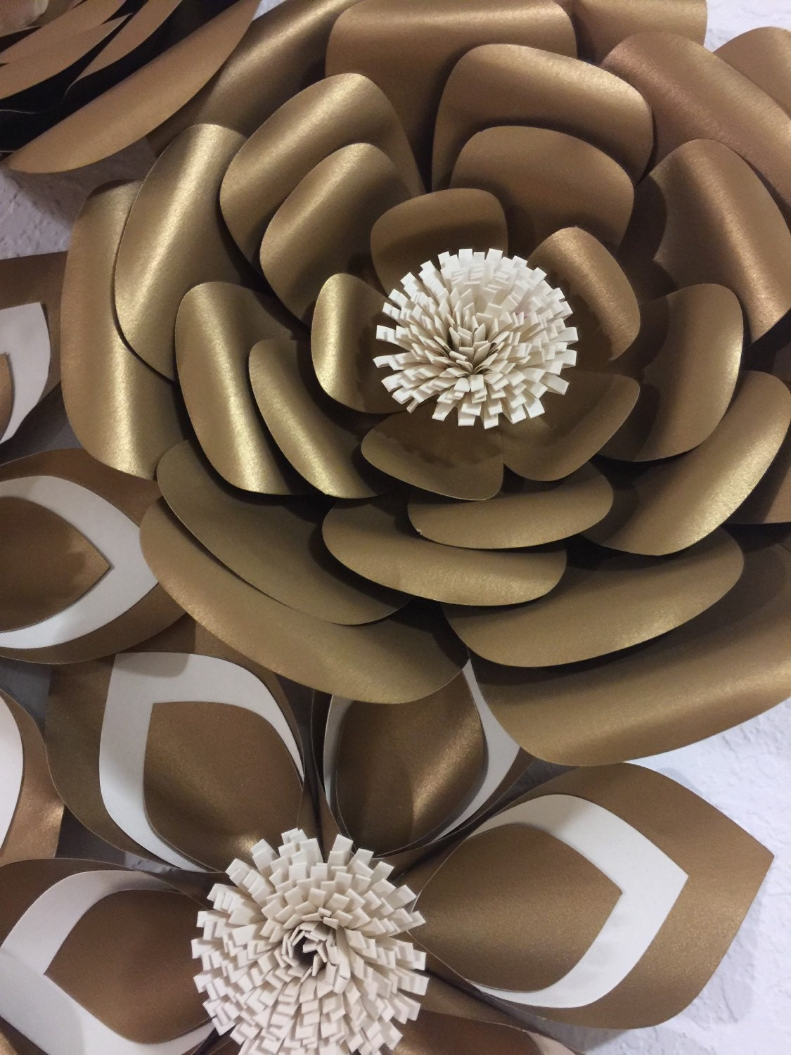Large Paper Flower Backdrop Prop Photo By Lavishinspirations