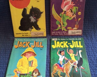 1966 Jack and Jill Magazines/Curtis Magazine