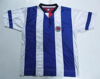Jersey T-shirts Tommy Hilfiger blue/white size L