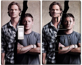 Supernatural Switch Cover
