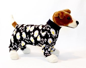 Mia's Dog Pajamas - Handmade Dog Clothes, Dog Clothing, Dog Apparel