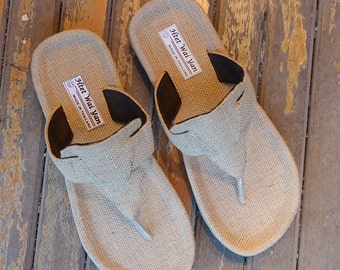 Summer men's slippers-Men sandals-Straw sandals-sandals-Summer sandals shoes