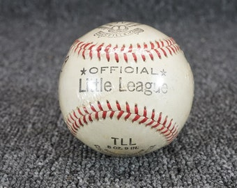 Vintage Tober Official Little League Baseball 179 New Unopened In Plastic