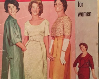 Enid Gilchrist Basic Fashions for women Patterns for women pattern vintage pattern book