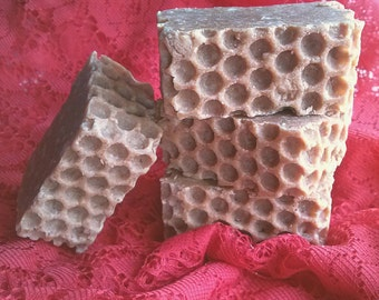Sweet Lovin. Honey Soap. Gift Yourself. Manuka Honey. 24k Gold Soap