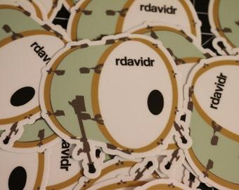 rdavidr Stickers
