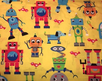 Robots by Fabric Traditions