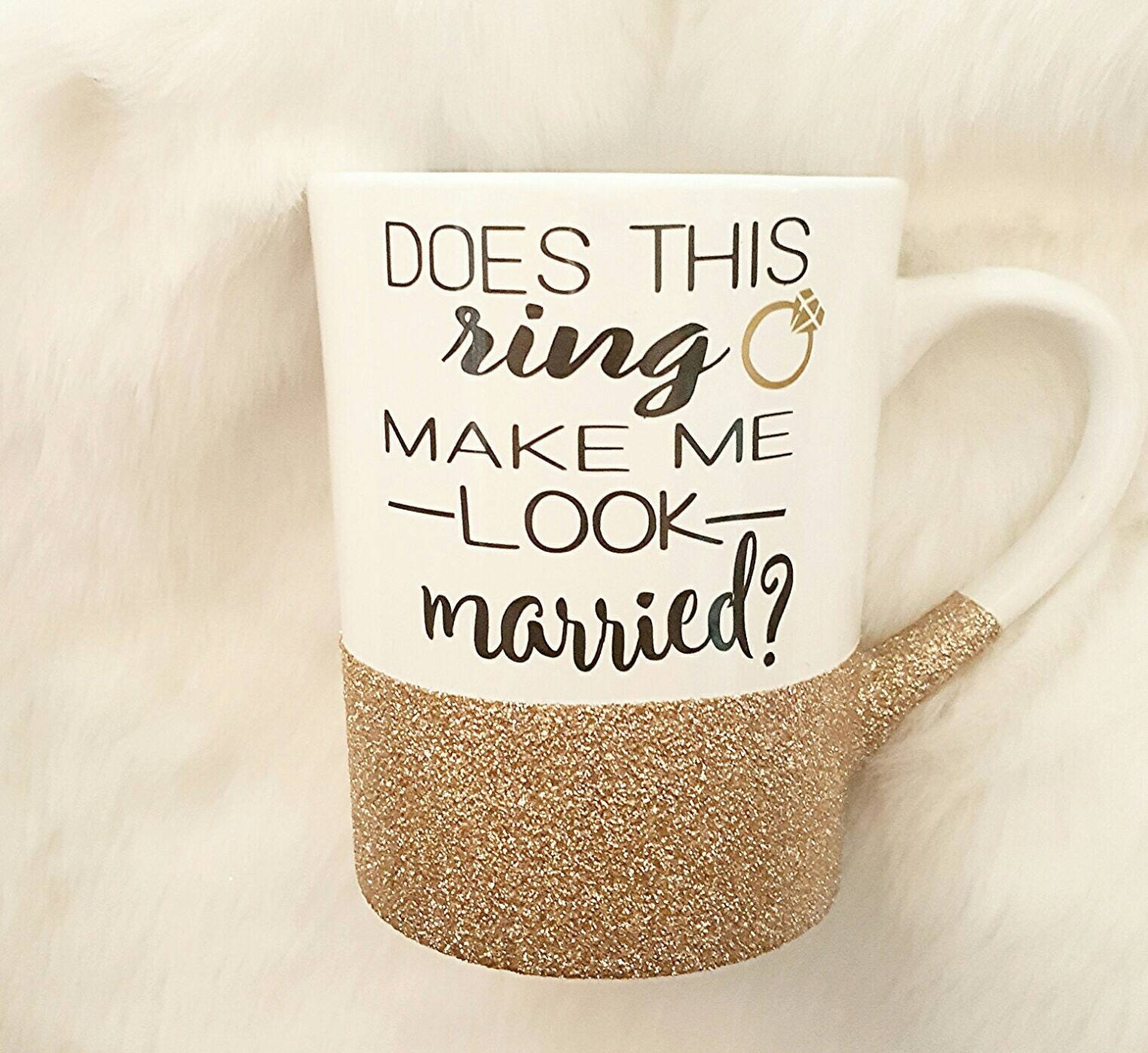 Make Wedding Gift: Does This Ring Make Me Look Married Wedding Gift Gift For