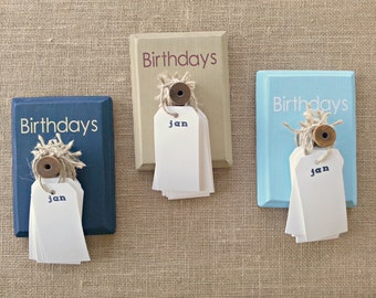 Small Birthday Board**GrEaT gift**Holidays are coming!**Wall decor*