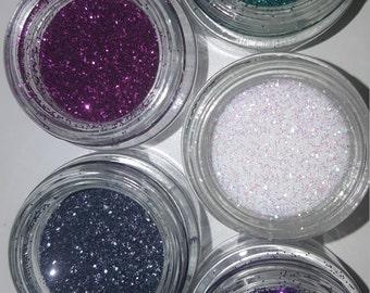 Multi-purpose Glitter, Holographic Glitter, Loose Glitter, Nail Glitter