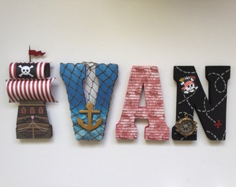 Pirate Letters