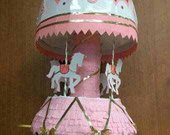 Carousel Piñata