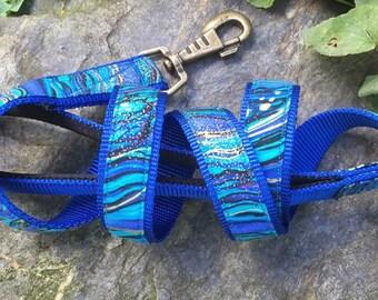 Marbilicious blue lead